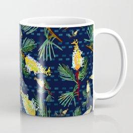 Grevillea - Australian Native Florals Coffee Mug