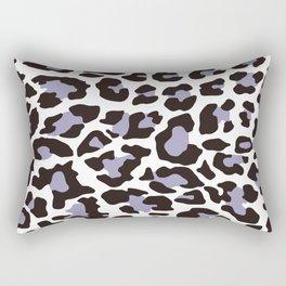 Snow Leopard Pattern_C Rectangular Pillow