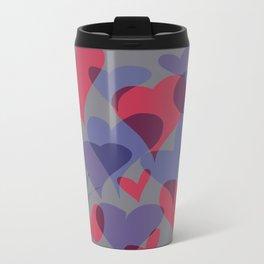 Heart all Around Travel Mug