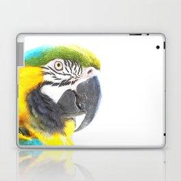 Macaw portrait Laptop & iPad Skin