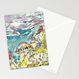 cueva soleada Stationery Cards