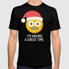 White Knuckle Christmas T-shirt