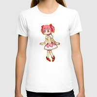 madoka T-shirts featuring Our Lord & Savior Madoka by TouchPadArt