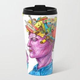Intellectual Metal Travel Mug