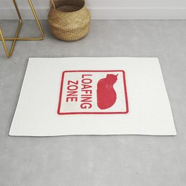 Loafing Zone Rug