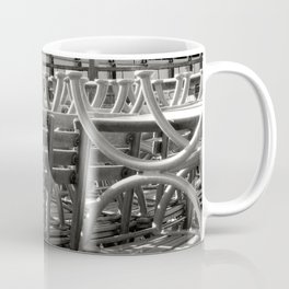 stacked seats Coffee Mug