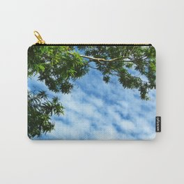.look at the sky. Carry-All Pouch