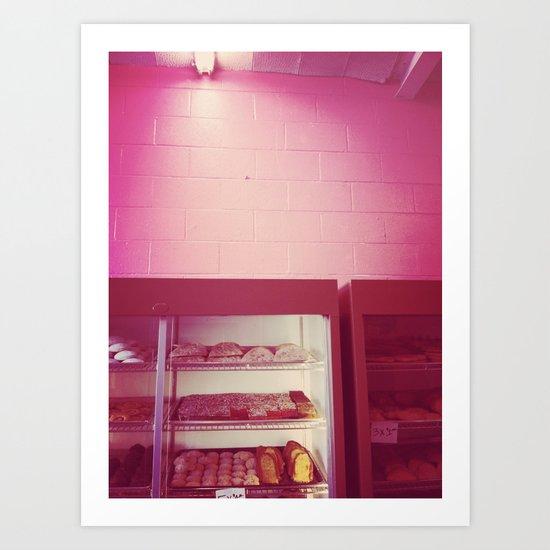 Panaderia Art Print