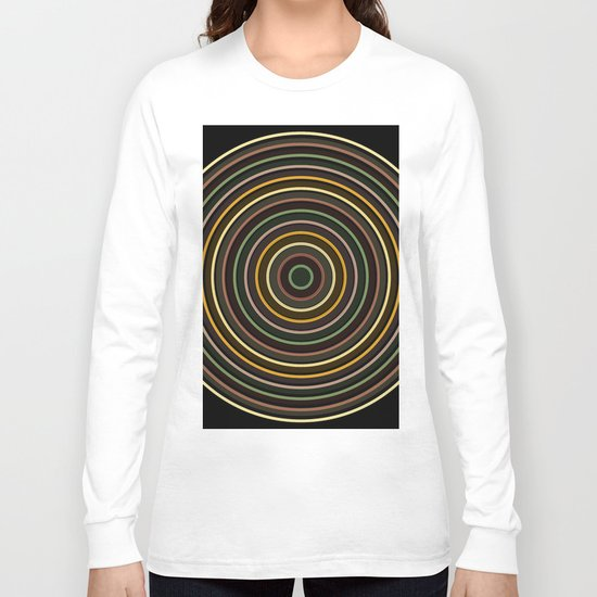 Colorful circle IV Long Sleeve T-shirt