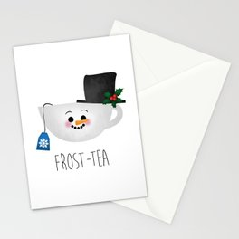 Frost-tea Stationery Cards