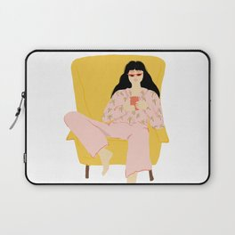 Pyjama Sunday Laptop Sleeve