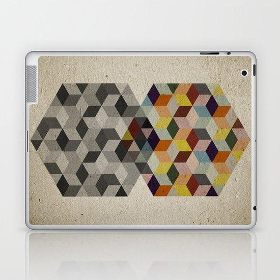 Dimension Laptop & iPad Skin