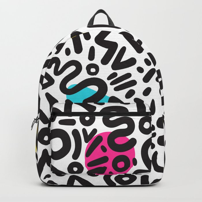 looking glass Backpack