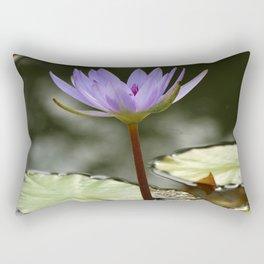 Beauty At The Pond Rectangular Pillow