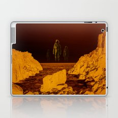 Escape from red planet Laptop & iPad Skin