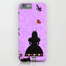 Alice in Wonderland Slim Case iPhone 6s