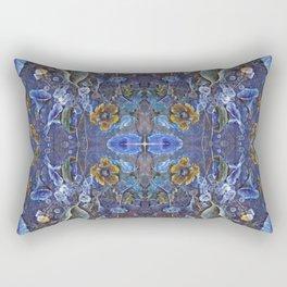 September Morning Glory Rectangular Pillow