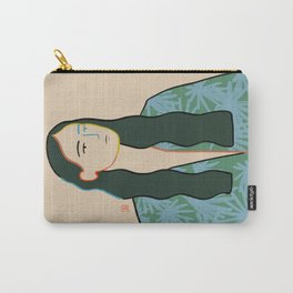 GIRL IN LOVE Carry-All Pouch