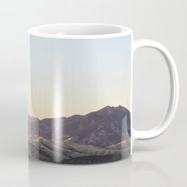 Bridger Range Coffee Mug