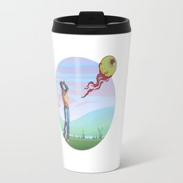 Zombie golf Travel Mug
