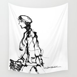 cool sketch 141 Wall Tapestry