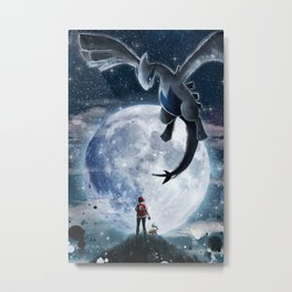 Legend of the moon Metal Print