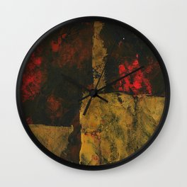 you leave me now Wall Clock
