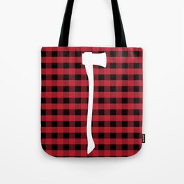 Hatchet Tote Bag