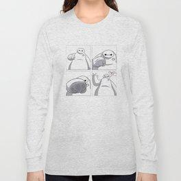 Big Hero 6 - Baymax  Long Sleeve T-shirt