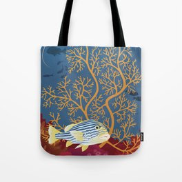 Deep Delight Tote Bag