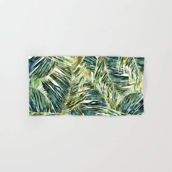 Classic Palm #society6 #decor #buyart Hand & Bath Towel