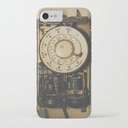 No Dial Tone iPhone Case