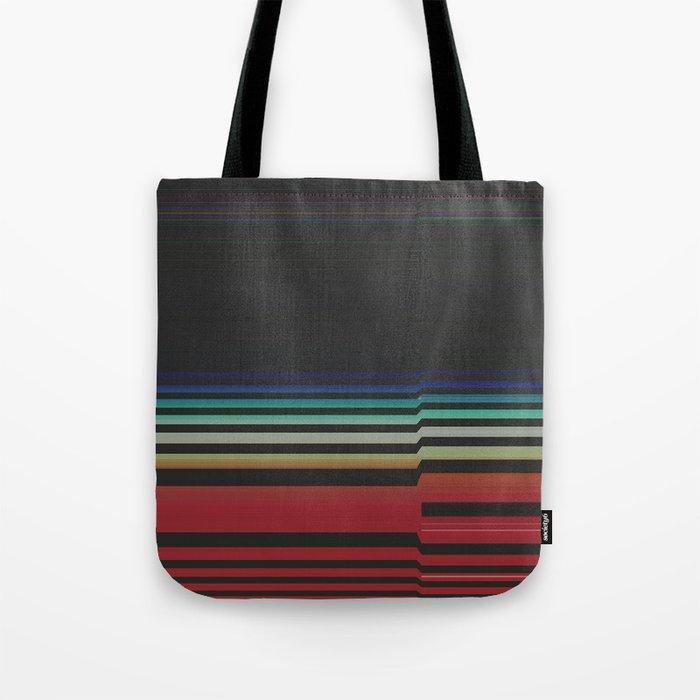 Let's Stripe Tote Bag