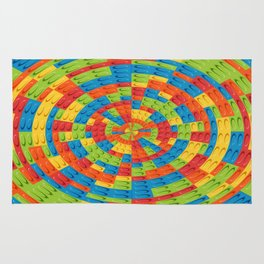 Bricks Delirium Rug