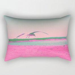 Beach Day Rectangular Pillow
