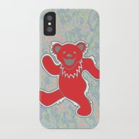 grateful dead iPhone & iPod Cases featuring Grateful Dead (Ohio State) (Vector Art) by Troy Arthur Graphics
