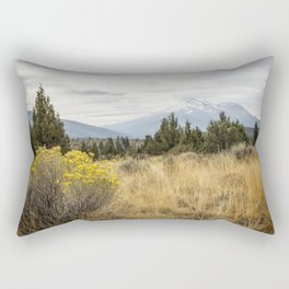 Taking the Scenic Route Rectangular Pillow