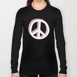 Pattern of Peace Long Sleeve T-shirt