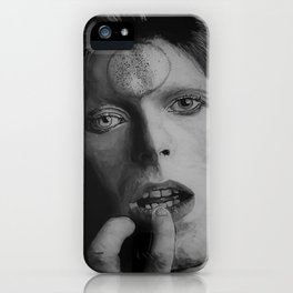 Starman iPhone Case