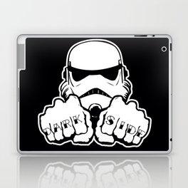 Dark Side Knuckle Laptop & iPad Skin