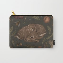 Foraging Fawn Carry-All Pouch