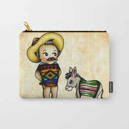 Mexican Kewpie Carry-All Pouch