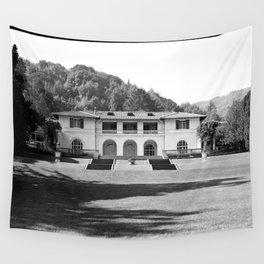 Villa Montalvo, Saratoga, California Wall Tapestry