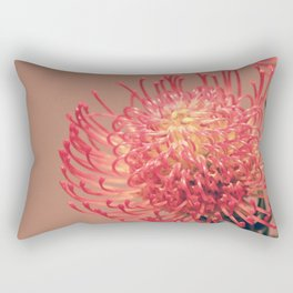 Philadelphia Flower Show Rectangular Pillow