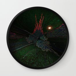 Autumn fantasy Wall Clock