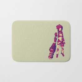 REBELLION Bath Mat