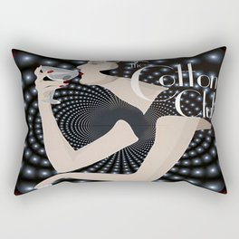 THE COTTON CLUB Rectangular Pillow