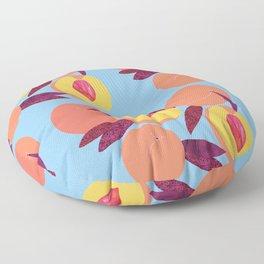 Peaches Floor Pillow