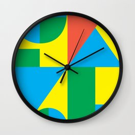 THE ZOO Wall Clock