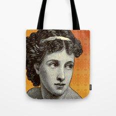 Seductress Orange Tote Bag